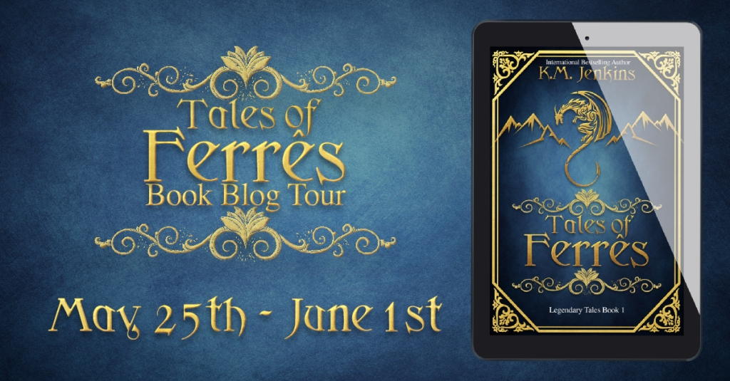 Tales of Ferrês Blog Tour